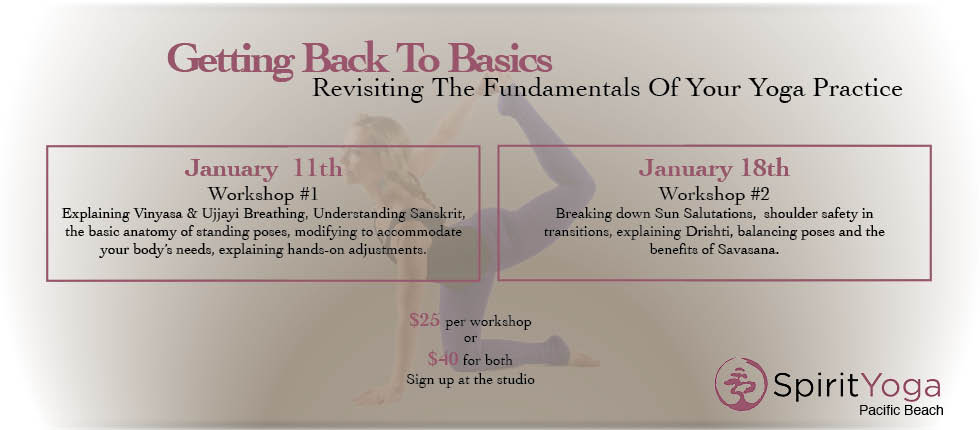 New Year, New You, New Yoga Practice!